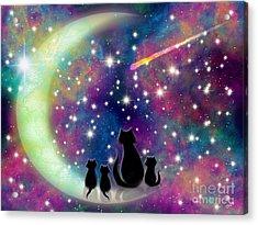 Wishing Upon A Star  Acrylic Print