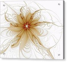 Wispy Acrylic Print