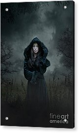 Witchcraft Acrylic Print