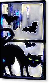 Witchin' Night Acrylic Print