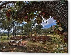 With This Ring...2 Acrylic Print