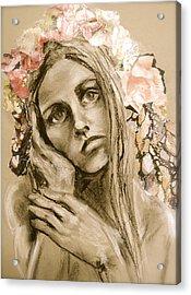 Within Acrylic Print