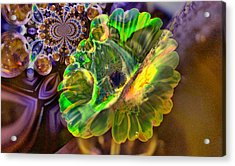 Acrylic Print featuring the photograph Within The Mind Meld by Jeff Swan
