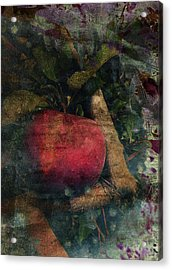 Without Consequence Acrylic Print