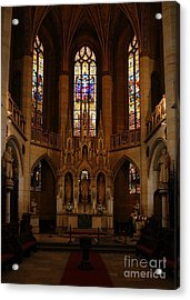 Wittenberg Castle Church 5 Acrylic Print