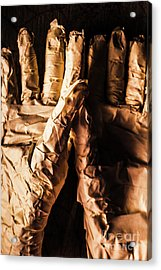Wizened Horror Hands Acrylic Print by Jorgo Photography - Wall Art Gallery