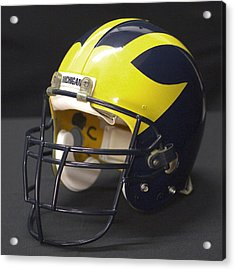 Wolverine Helmet From The 1990s Acrylic Print