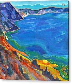 Wonder Lake  Acrylic Print