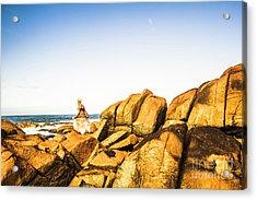 Wonderful West Coast Tasmania Acrylic Print