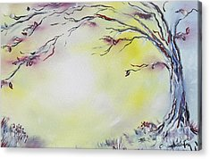 Wonderland Bliss Acrylic Print