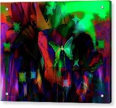 Wonderland Acrylic Print by Gerlinde Keating - Galleria GK Keating Associates Inc