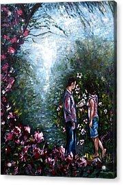 Wonderland Acrylic Print by Harsh Malik