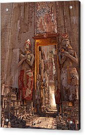 Wonders Door To The Luxor Acrylic Print
