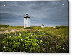 Wood End Light Acrylic Print