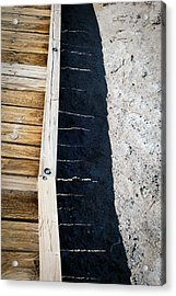 Acrylic Print featuring the photograph Wooden Bridge  by Catherine Lau