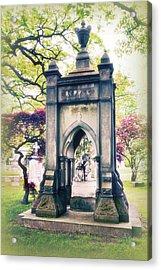 Woodlawn Spring Acrylic Print by Jessica Jenney