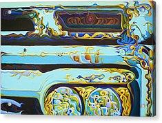 Woohooxidaisical Corrustination Acrylic Print