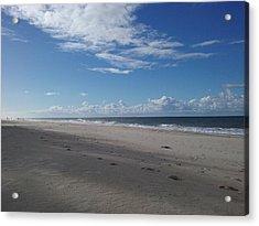 Woorim Beach Acrylic Print