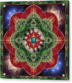 World-healer Acrylic Print