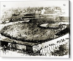 World Series, 1903 Acrylic Print by Granger