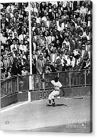 World Series, 1955 Acrylic Print