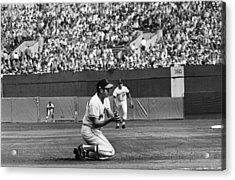 World Series, 1970 Acrylic Print by Granger