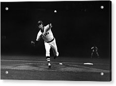 World Series, 1975 Acrylic Print by Granger