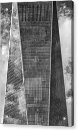 World Trade Center 2015 Acrylic Print by Robert Ullmann