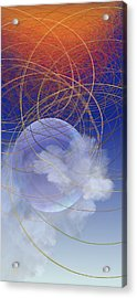 World Wide Web Acrylic Print