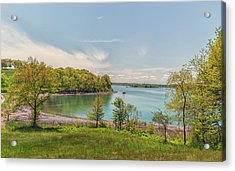 Worlds End Hingham Massachusetts Acrylic Print
