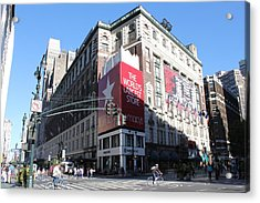 Acrylic Print featuring the photograph Worlds Largest Store by David Grant