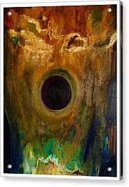 Worn And Beautiful  Acrylic Print by Scott French
