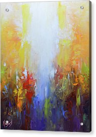 Worthy Is The Lamb Acrylic Print by Mike Moyers
