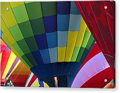 Wouldn't You Like To Fly Acrylic Print by Tammy Espino