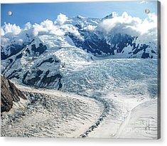 Wrangell Alaska Glacier Acrylic Print