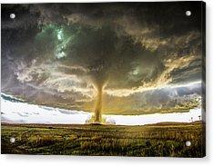 Wray Colorado Tornado 070 Acrylic Print