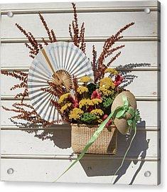 Wreaths Of Williamsburg 67 Acrylic Print