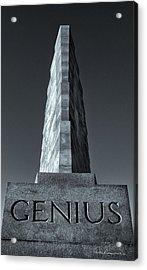 Wright Brothers Genius 6544 Acrylic Print