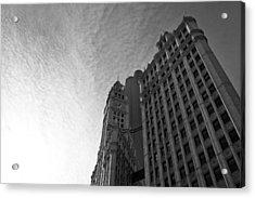 Wrigley Building II Acrylic Print