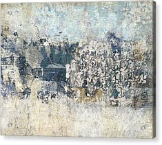 Writing On The Wall Number 3 Acrylic Print