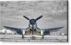 Ww II Fighter Plane 2 Acrylic Print