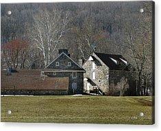Wyeth Home In Spring Acrylic Print