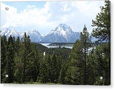 Wyoming 6490 Acrylic Print by Michael Fryd