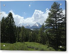 Wyoming 6500 Acrylic Print by Michael Fryd