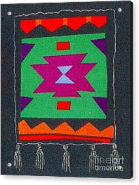 Xenobia Acrylic Print