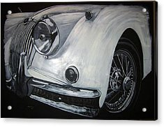 Xk150 Jaguar Acrylic Print