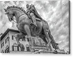 Cosimo De Medici Acrylic Print
