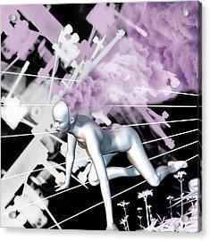 XXV Acrylic Print