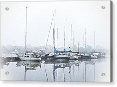 Yachting Club Acrylic Print by Steve K