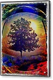 Yakshis Acrylic Print